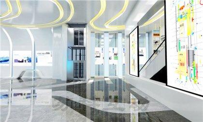 亳州企业展厅装修设计