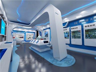 徐州企业展馆展厅设计制作