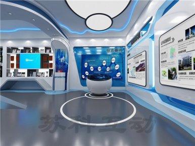 扬州展厅展馆设计施工
