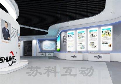 界首科技展厅策划方案设计