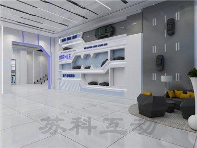 建德企业展馆展厅设计制作