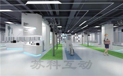 连云港企业展厅设计装修
