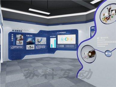 阜阳科技展厅策划方案设计