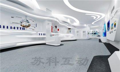 义乌公司展厅装修效果图