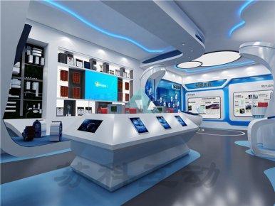 常熟展厅设计与施工