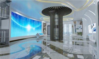 安庆企业展厅装修设计