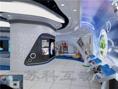 宁波企业展厅设计装修