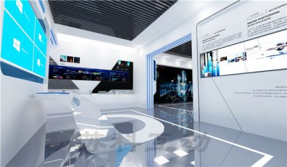 张家港展厅设计与施工