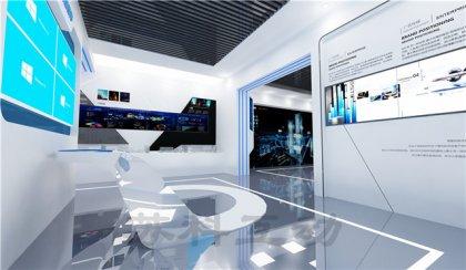 龙港企业展厅设计装修