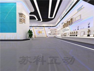 瑞安公司数字化展馆展厅设计