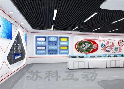 苏州企业展厅设计装修
