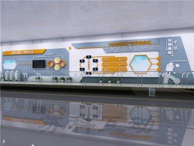高邮展厅设计与施工