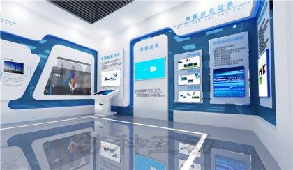 安庆数字展厅设计施工