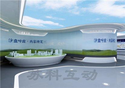 靖江企业展馆展厅设计制作