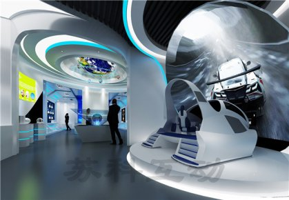 乐清科技展厅策划方案设计