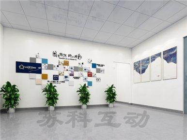 镇江企业展馆展厅设计制作