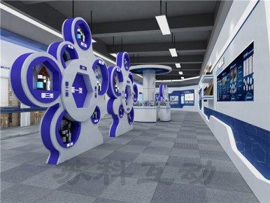 高邮展厅展馆设计施工