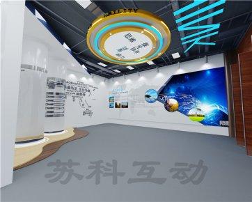 建德数字展厅设计施工