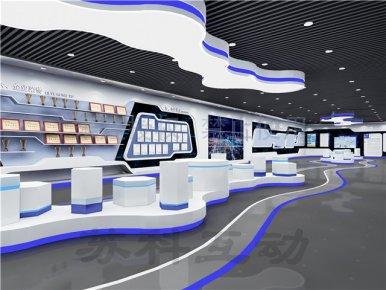 台州展厅设计与施工