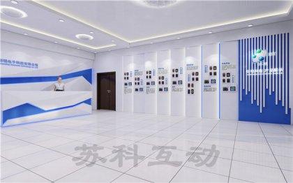 烟台展厅设计与施工