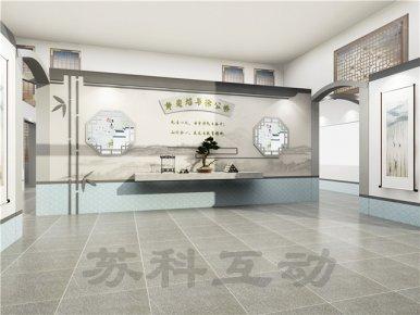 南昌展厅设计与施工