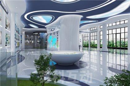 济南墙面互动感应设计