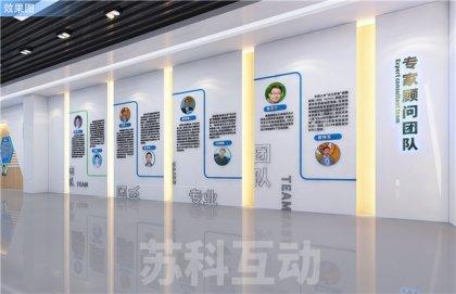 海口墙面互动公司