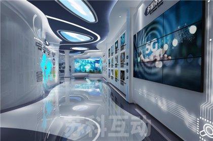 重庆展厅多媒体设备