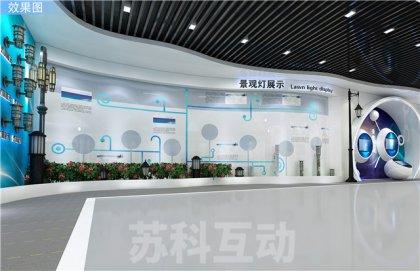 深圳互动墙面投影