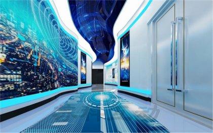武汉数字展厅设计施工