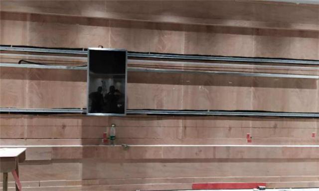 长春展厅互动滑轨显示屏