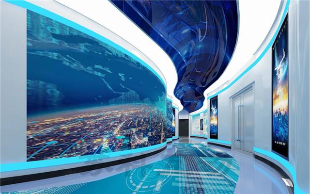 三亚展厅展馆设计施工
