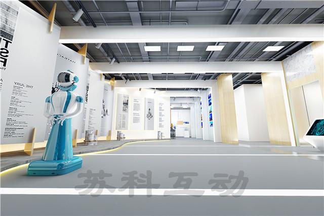 东莞数字展厅设计施工