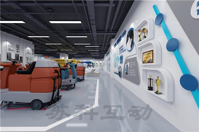 昆明展厅设计与施工