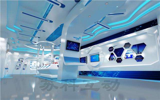 武汉展厅设计与施工