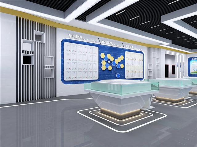 新零售赋能中心展示设计