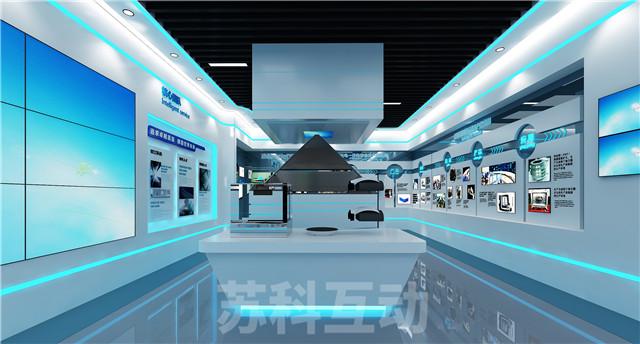 北京展厅多媒体设备