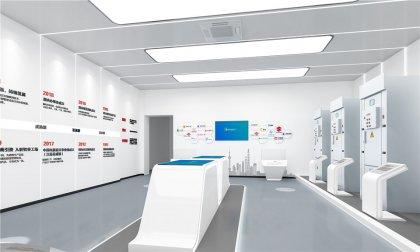电能电力装置企业展厅设计