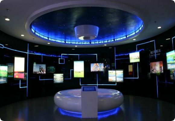 如皋数字展厅设计,数字展厅设计与策划