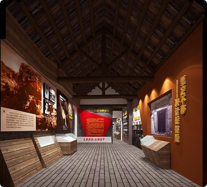 太仓展厅装修,太仓智能展厅设计