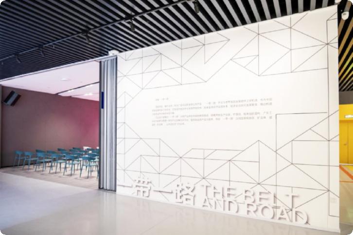 昆山科技展厅设计,昆山展厅效果图