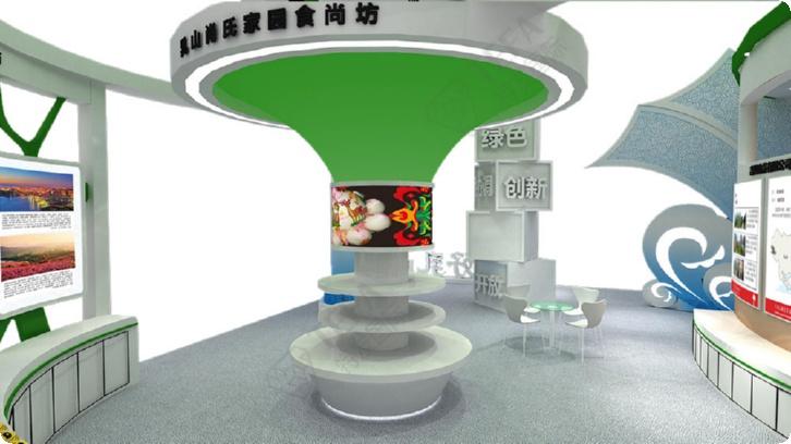 佛山文化展厅设计,佛山展厅装修公司
