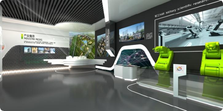 贵阳公司展厅设计,贵阳公司展厅设计公司