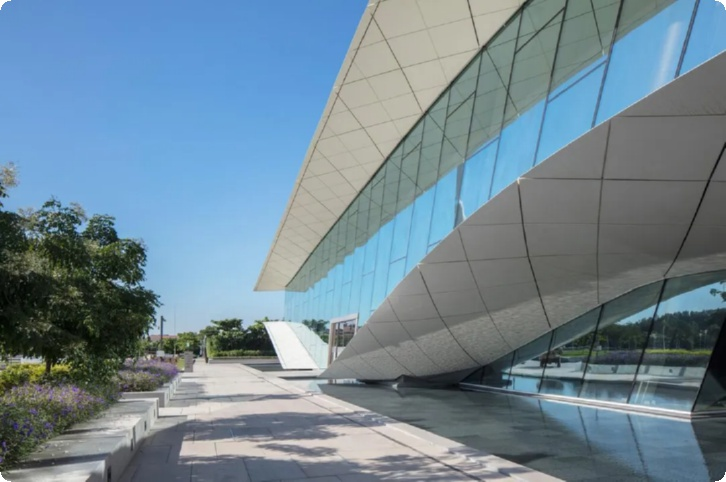 扬州科技展厅设计,扬州科技馆展厅介绍
