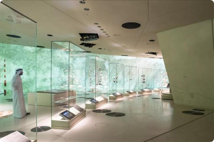 滁州文化展厅设计,滁州展厅施工